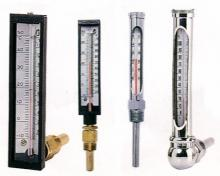 Glass Thermometers
