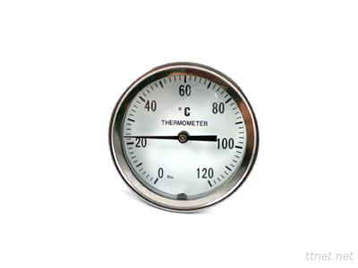 T-(bimetallic) thermometers